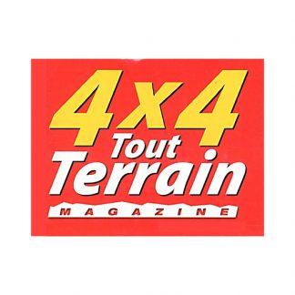 4X4 Tout Terrain