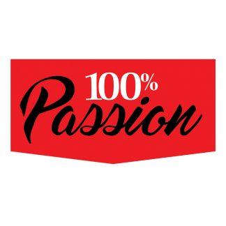 100% Passion