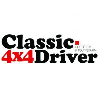 Classic 4x4 Driver